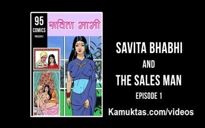 Savita Bhabhi The Sales Man Porn Video E1Part1